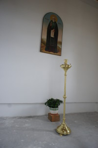 Сергий Радонежский часовня