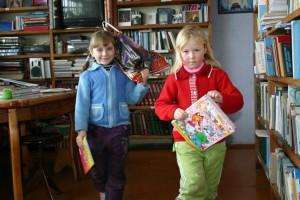 Фото из жизни Народной библиотеки. Дети — наше будущее!